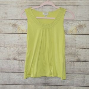 Ann Taylor Loft Sleeveless Top Size Small